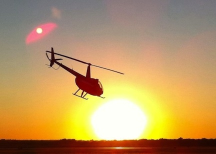 Destin helicopter rides @ Destin Helicopter Beach Tours
