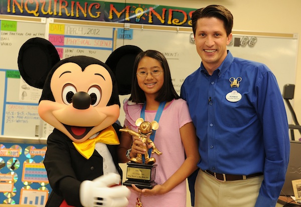 Disney Doers and Dreamers @ The Walt Disney Company