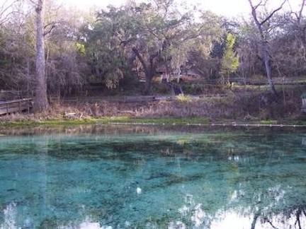 Fanning Springs Park @Florida State Parks