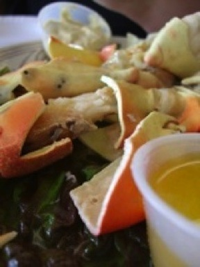 Stone Crab Claws @Taste of Key West