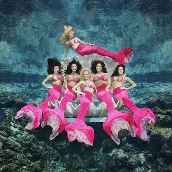 The Weeki Wachee Mermaids @ Weeki Wachee Springs State Park