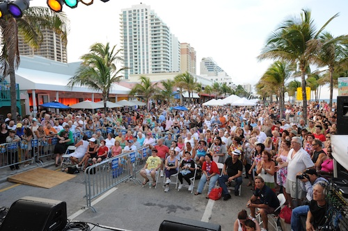 Great American Beach Party (credit: Ft. Lauderdale CVB)