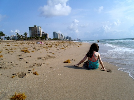 Fort Lauderdale Beach near The Atlantic Resort & Spa (credit: Holiday Tripper)