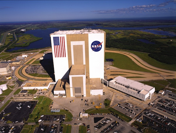 Vehicle Assembly Building (credit: Kennedy Space Center)