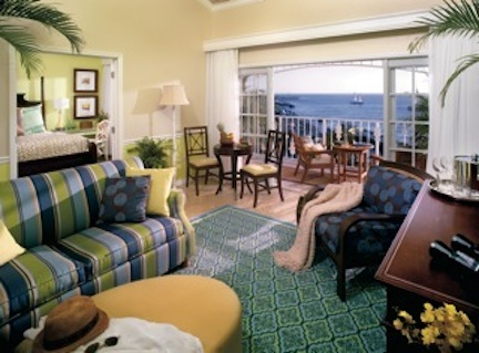 Water view suite (credit: Ocean Key Resort & Spa)