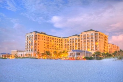 (credit: Sandpearl Resort Clearwater Beach)
