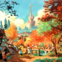 Belles Cottage (credit: The Walt Disney Company)