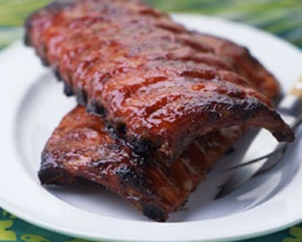 Ribs (credit: Central Florida Pork and Wings BBQ Bash)