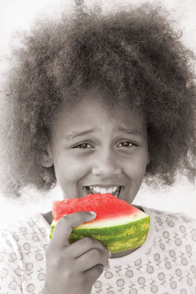 Tasty Watermelon (credit: Feeding South Florida)