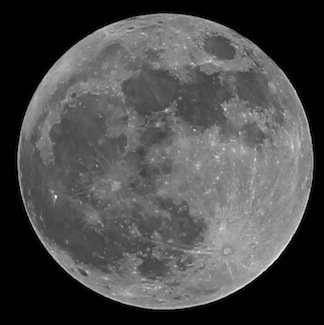 Super Moon 2012 (credit: Frank Gumpert Photography)