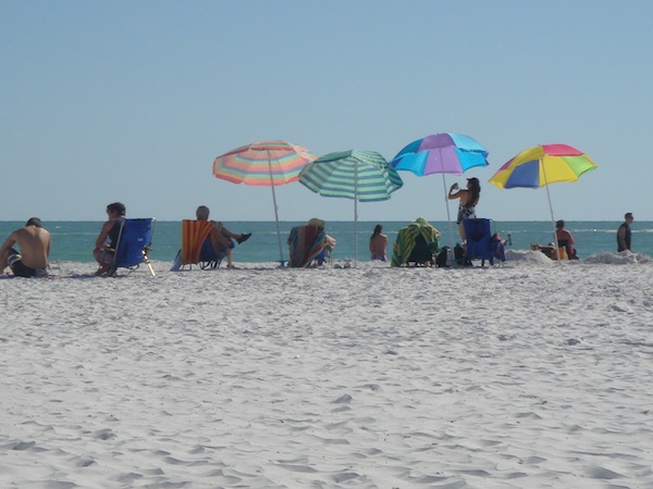 Siesta Key Beach (credit: HolidayTripper.com)