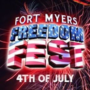 Freedom Fest Fort Myers (credit: Downtown Fort Myers River District Events)