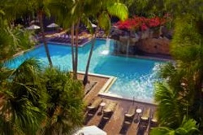 The pool (credit: Hyatt Regency Bonaventure)