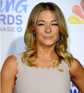 LeAnn Rimes (credit: Getty Images)