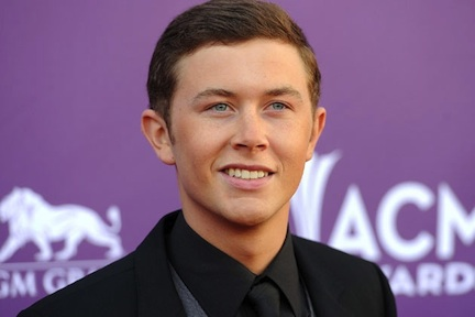 Scotty McCreery (credit: Getty Images)