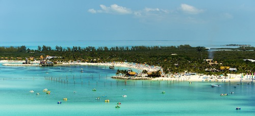 Castaway Cay (credit: The Walt Disney Company)