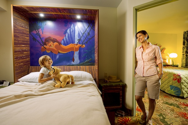 Art of Animation Resort Lion King Family Suite (credit: The Walt Disney Company)