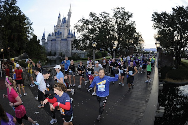 Walt Disney World Marathon (credit: The Walt Disney Company)