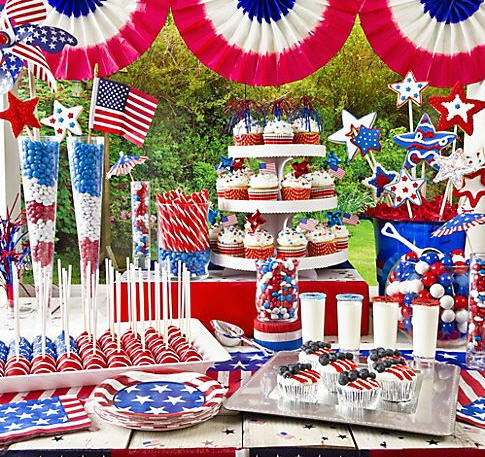 Fourth of July (credit: Party City)