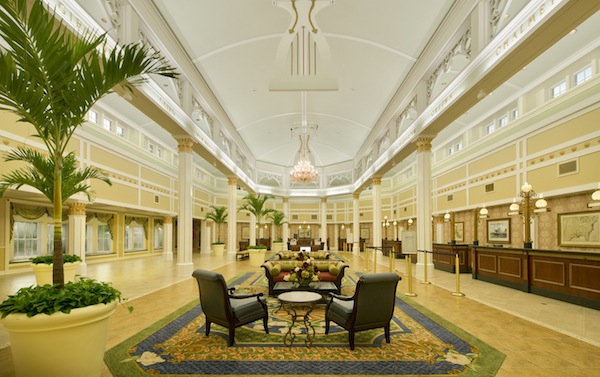 Port Orleans new lobby (credit: The Walt Disney Company)