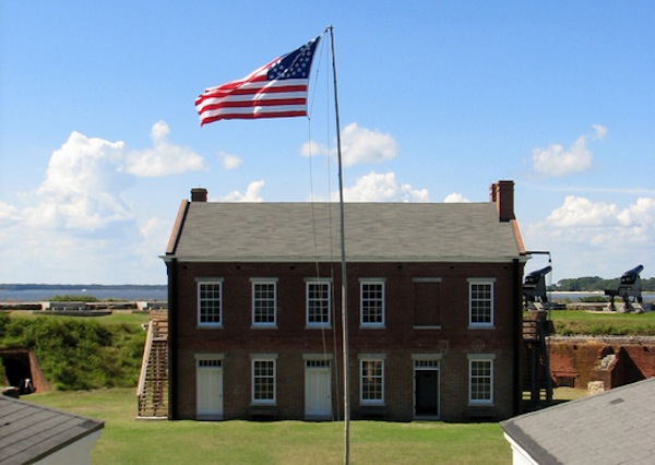 Fort Clinch State Park in Fernandina Beach (credit: Florida DEP)