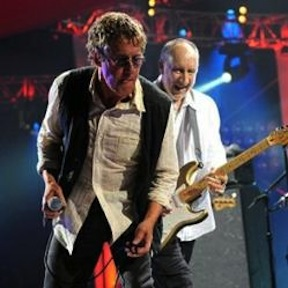 The Who (credit: PRNewsFoto)