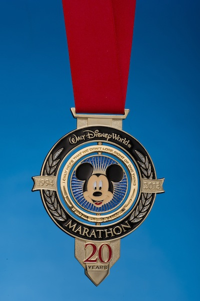 20th-Anniversary-Medal (credit: The Walt Disney Company)