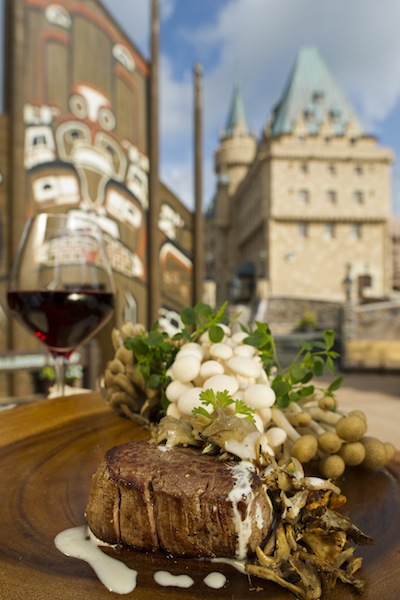 Beef Filet at Canada Pavilion during the Food & Wine Festival (credit: The Walt Disney Company)