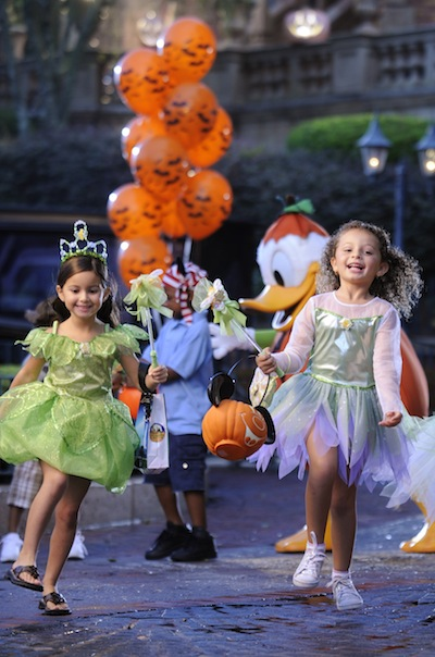 Mickey's Not-So-Scary Halloween Party (credit: The Walt Disney Company)