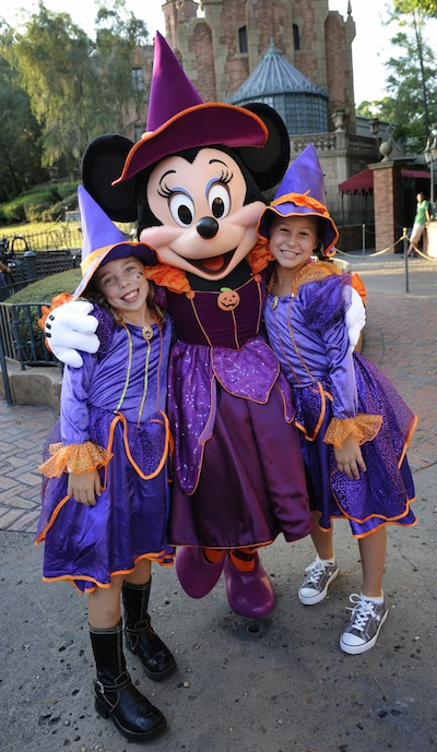 Wonderfully Witchy Disney Hallowe'en (credit: The Walt Disney Company)