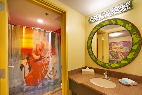 Lion King Wing Rooms (credit: The Walt Disney Company)