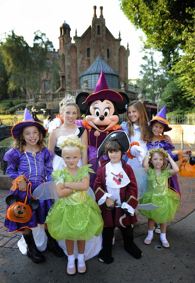 Halloween at Disney (credit: The Walt Disney Company)