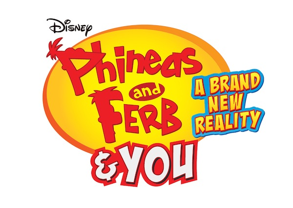 Phineas and Ferb & YOU: A Brand New Reality (credit: The Walt Disney Company)