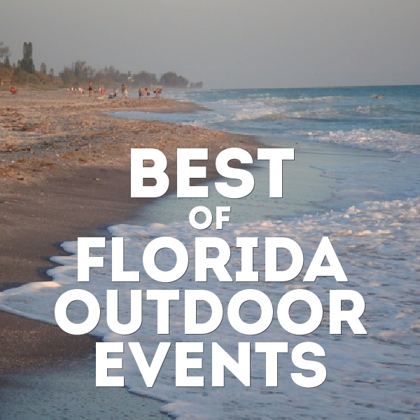Best of Florida Outdoor Events (credit: HolidayTripper.com)