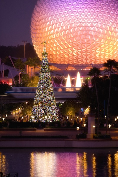 Epcot Celebrates Holidays Around the World (credit: The Walt Disney Company)