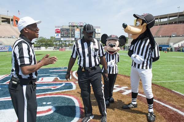 2012 MEAC SWAC Challenge (credit: The Walt Disney Company)