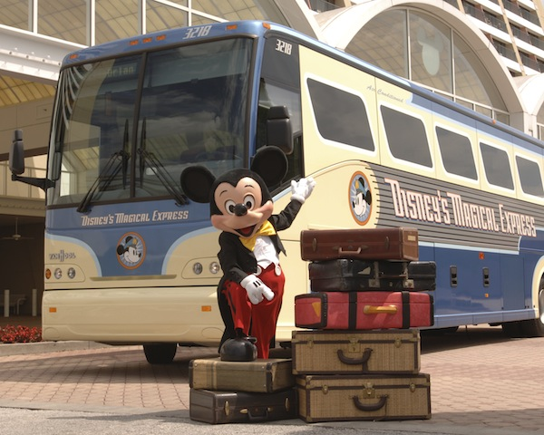 Disney's Magical Express (credit: The Walt Disney Company)