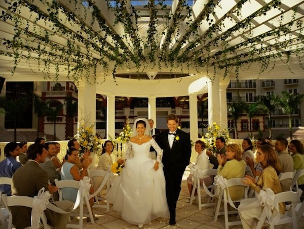The Wedding Pavilion (credit: Gaylord Palms Resort)