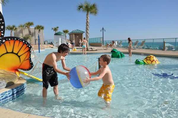 Laketown Wharf-Kids Pool (credit: Sterling Resorts)
