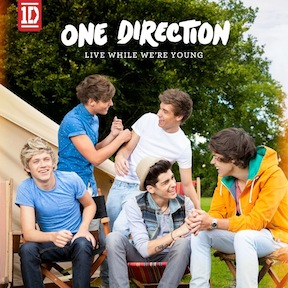 Live While We're Young (credit: One Direction)