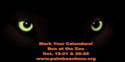 Boo at the Zoo! (credit: The Palm Beach Zoo)