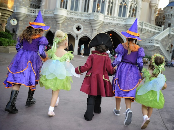 Halloween Treats and Tricks  (credit: The Walt Disney Company)