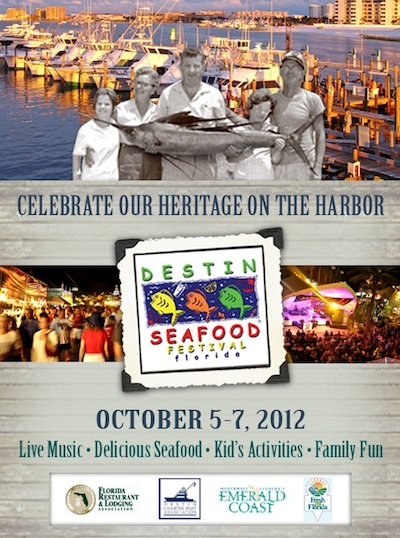 Check it out in October (credit: Destin Seafood Festival)
