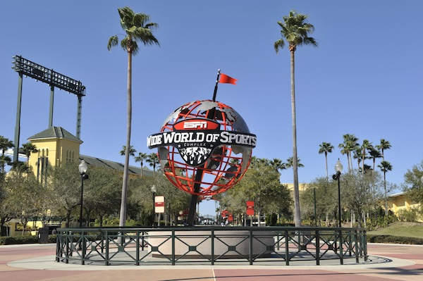 ESPN Wide World of Sports Complex (credit: The Walt Disney Company)