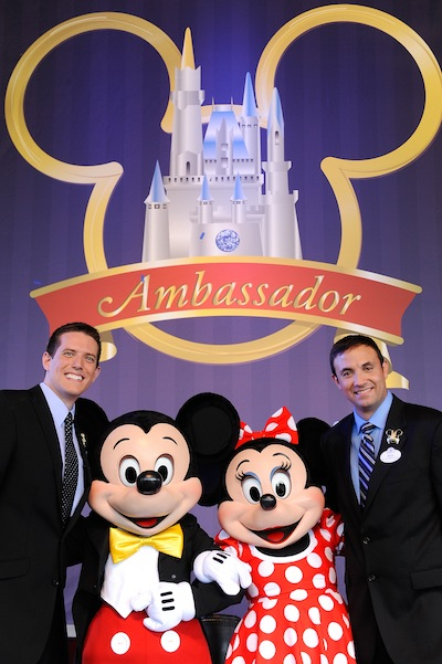Disney's 2013 Ambassadors (credit: The Walt Disney Company)