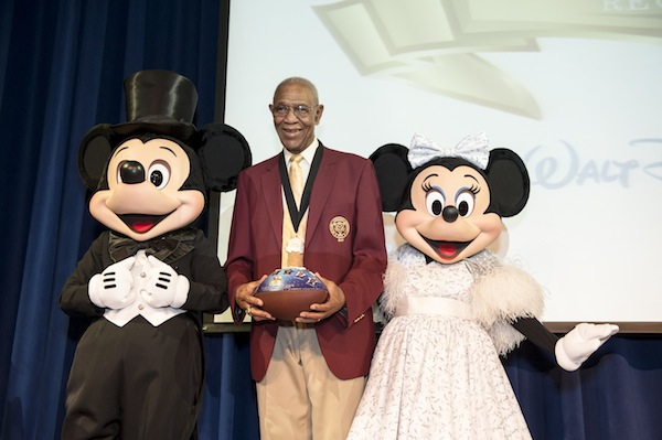 2012 MEAC SWAC Legends (credit: The Walt Disney Company)