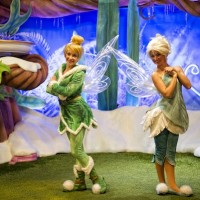 Tinker Bell & Periwinkle (credit: The Walt Disney Company)