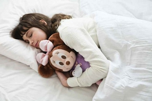 Minnie Mouse sleeping doll (credit: Takara Tomy)