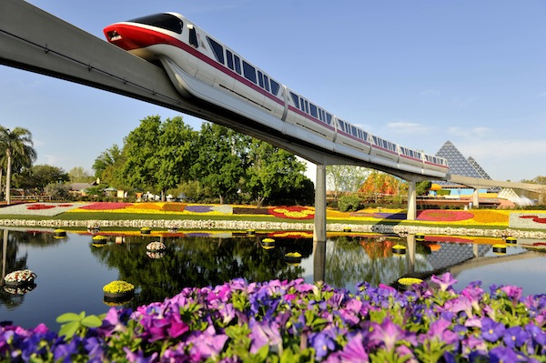 Epcot International Flower & Garden Festival (credit: The Walt Disney Company)