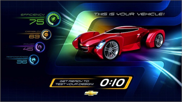 Test Track Interactive (credit: The Walt Disney Company)